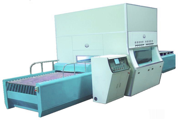 HAC/AUTO CLEANING PAINTING MACHINE FOR PALLET